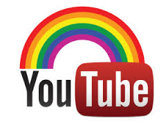 You Tube LGBT Logo